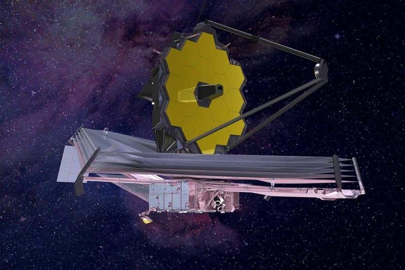 تأجيل إطلاق تليسكوب جيمس ويب الفضائي مرةً أخرى لعام 2021