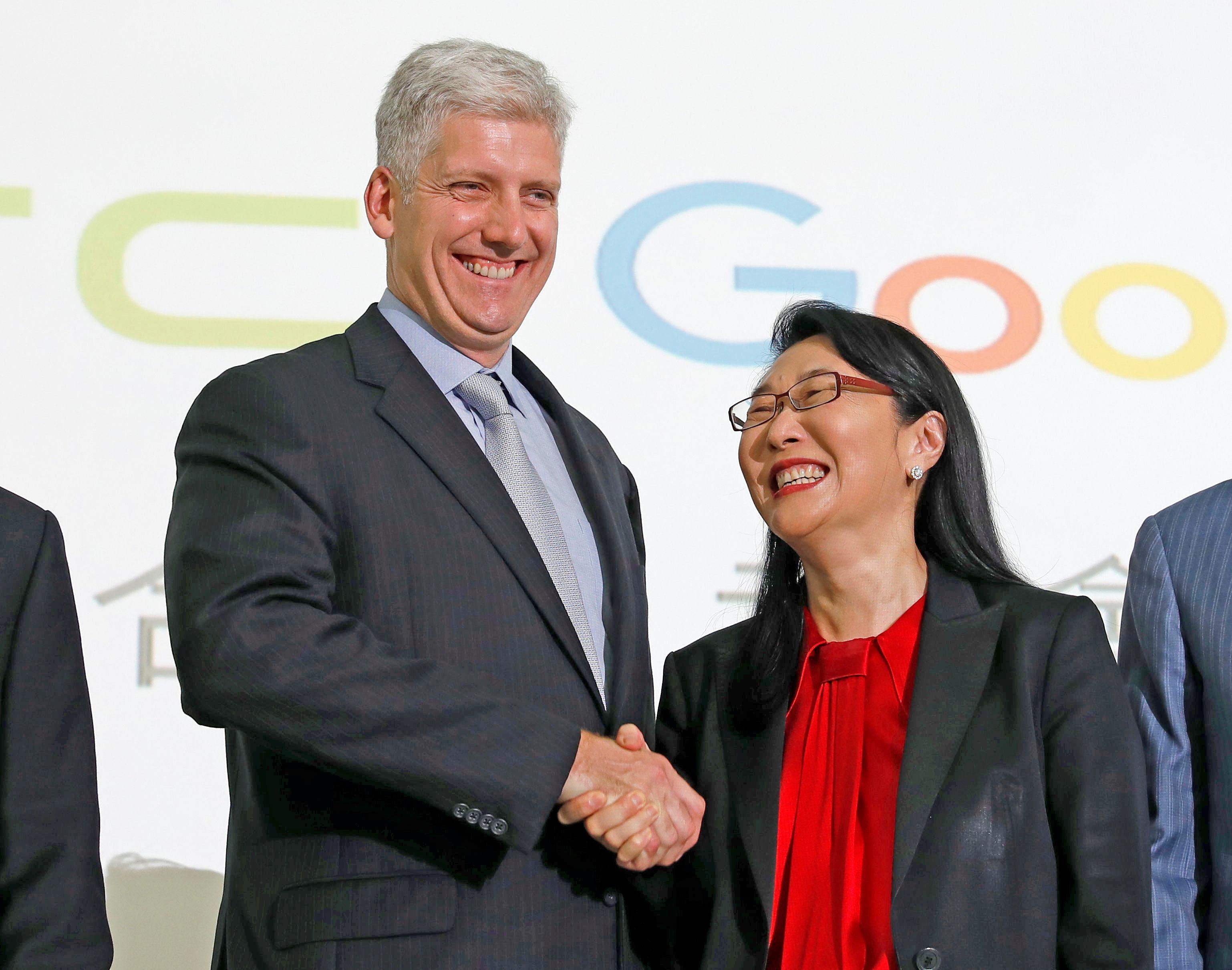 غوغل تستحوذ على فريق Pixel من HTC مقابل 1.1 مليار دولار.