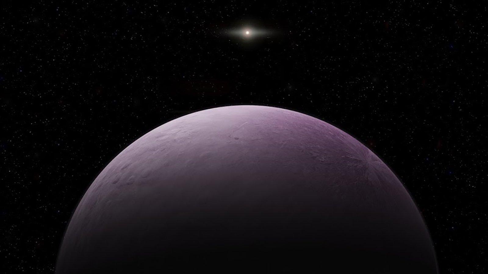 اكتشاف أبعد جرم في المجموعة الشمسية.. فارأوت Farout