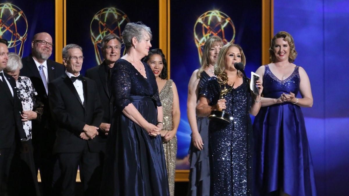 فريق مختبر الدفع النفاث التابع لناسا (JPL) يفوز بجائزة إيمي