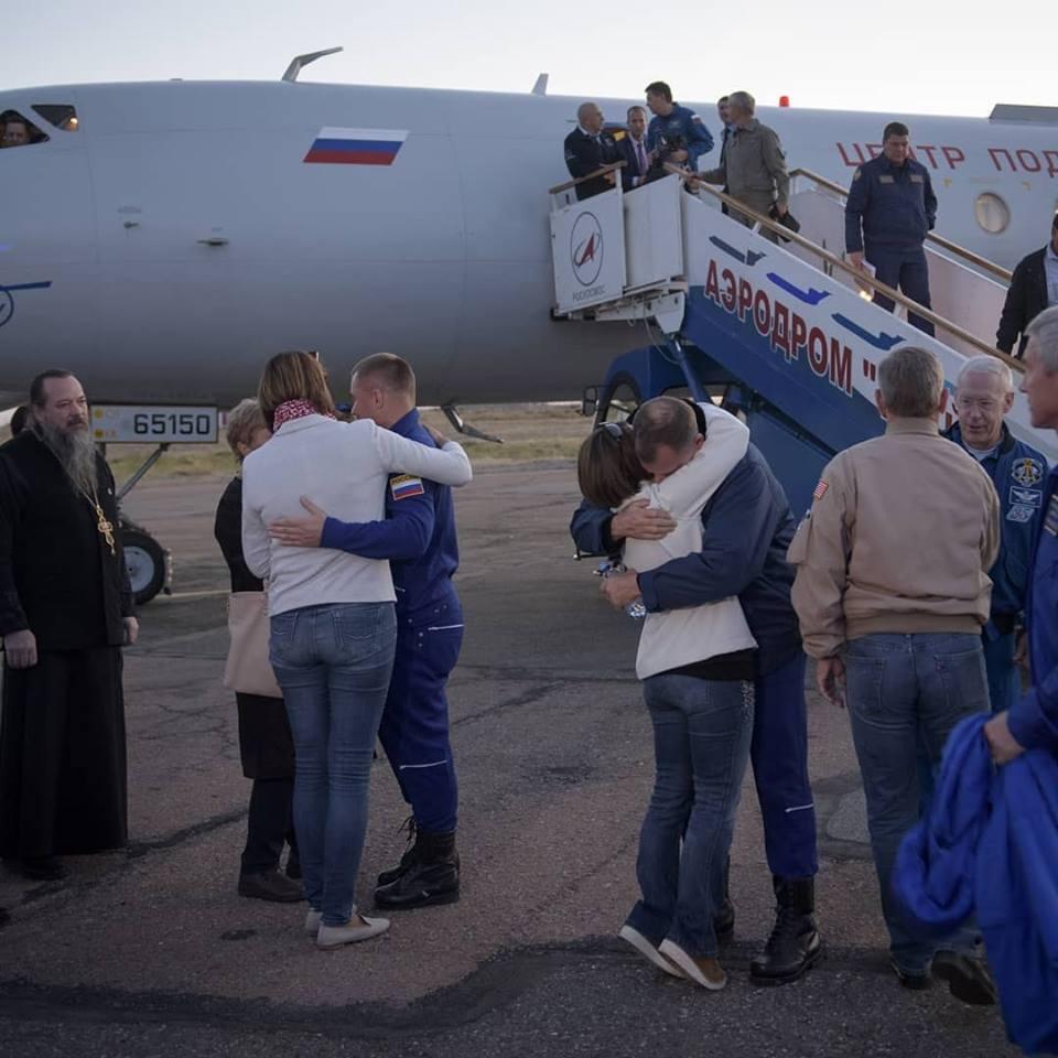 فشل مهمة Soyuz MS -10