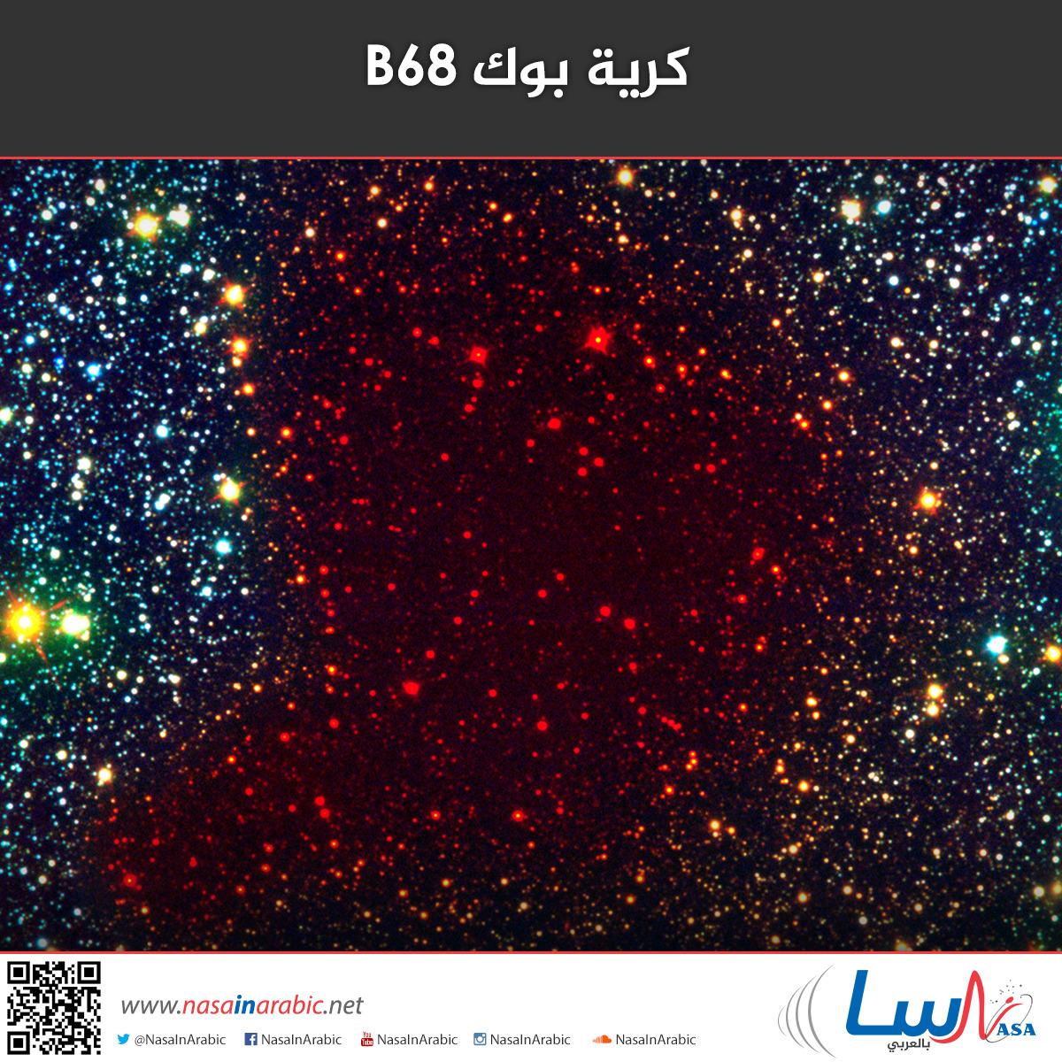 كرية بوك B68