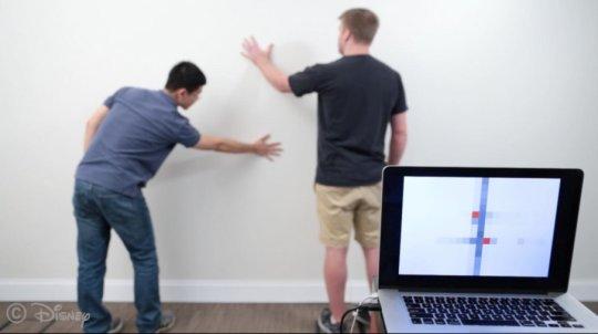 على غرار الهواتف الذكية: جدران ذكية تعمل بخاصية اللمس