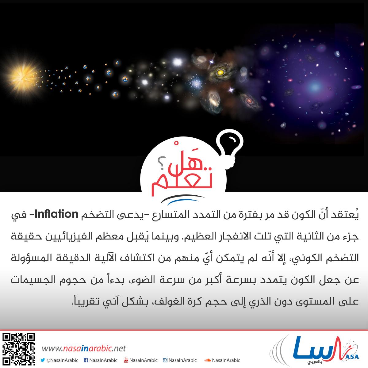 التضخم الكوني