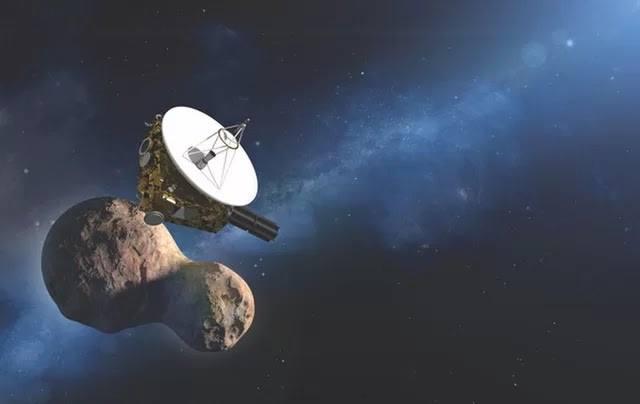 مركبة نيوهورايزنز تصنع التاريخ بتحليقها بالقرب من أبعد جسم في تاريخ استكشاف الفضاء، ألتيما ثولي