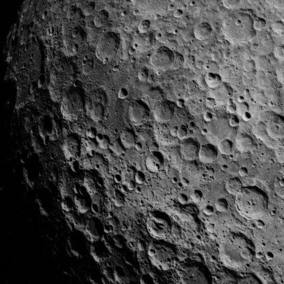 ماء القمر ذو نوعية مفاجئة