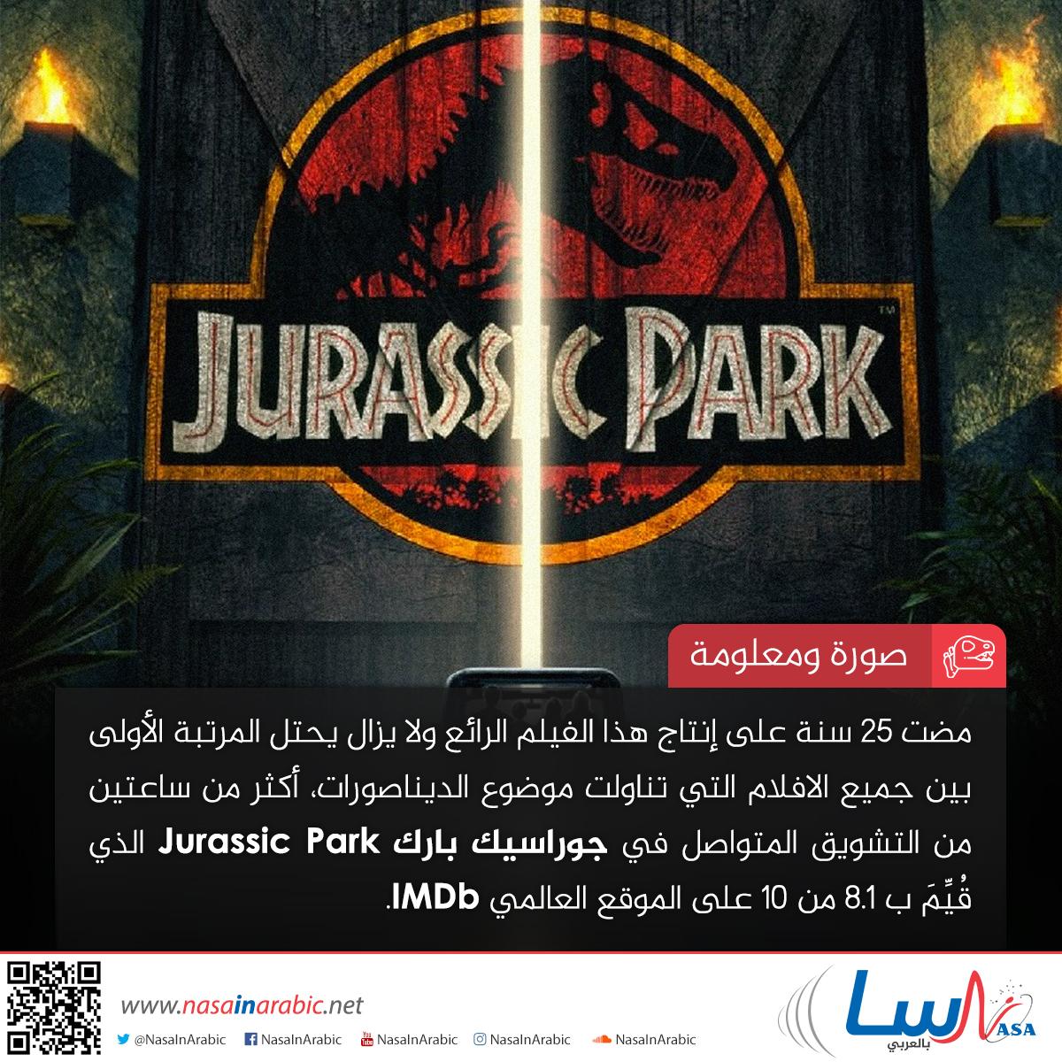 جوراسيك بارك Jurassic Park