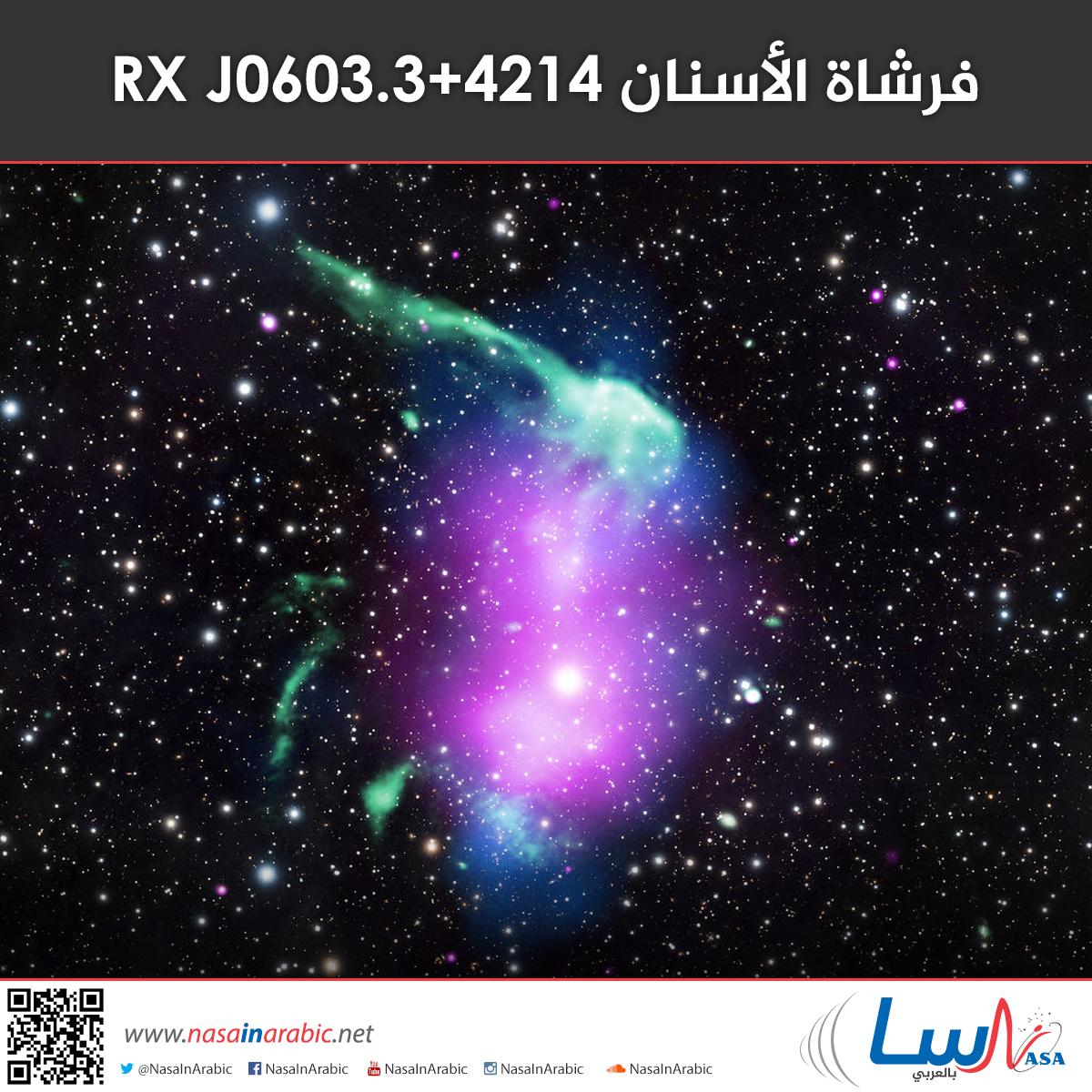 فرشاة الأسنان RX J0603.3+4214