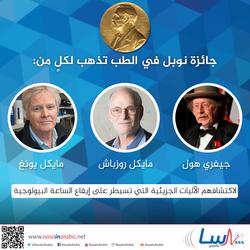 جائزة نوبل في الطب