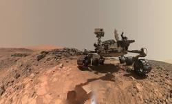 مؤتمر لناسا: أحدث الاكتشافات التي قدمتها كيوريوسيتي.. وجود لبنات الحياة على المريخ!
