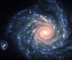 المجرة الحلزونية الكبرى NGC 1232