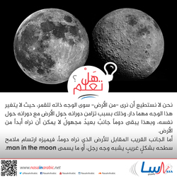 الجانب البعيد من القمر