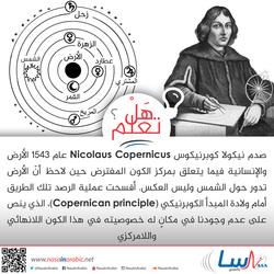 المبدأ الكوبرنيكي