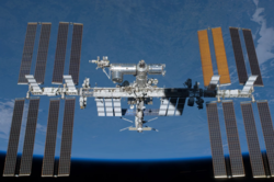 العثور على تسرب بسيط للهواء على المحطة الفضائية الدولية!
