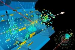 خطوة جديدة على طريق تفسير كيف يعطي بوزون هيغز الجسيمات دون الذرية كتلتها