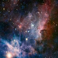 صورة بواسطة تلسكوب المسح الفلكي VLT تكشف عن أسرار سديم