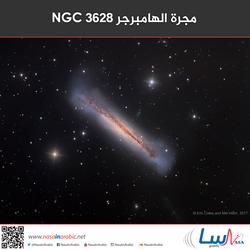 مجرة الهامبرجر NGC 3628