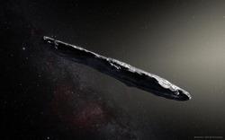 أومواموا الكويكب البينجمي