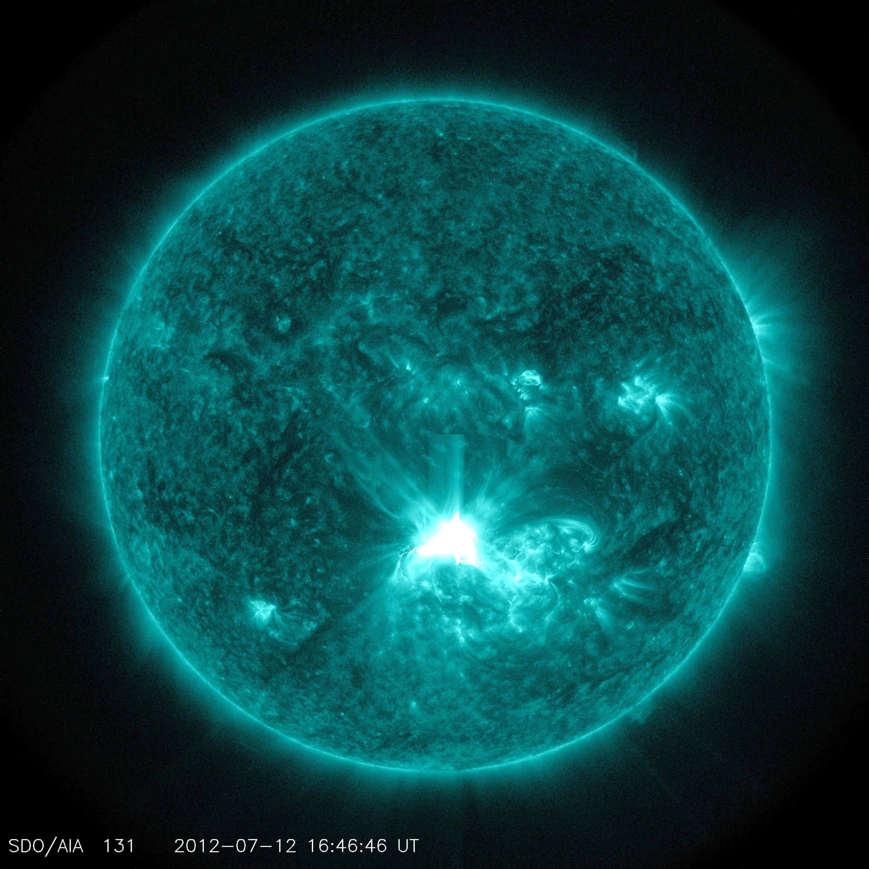 MMS: دراسة إعادة الاتصال المغناطيسي بالقرب من الأرض