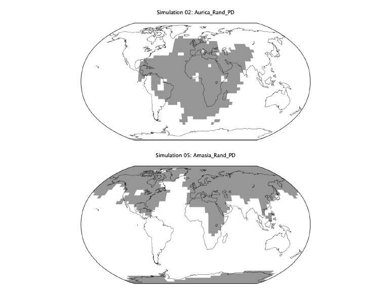 كيف سيكون المناخ إثر تشكل القارة العظمى على كوكبنا؟