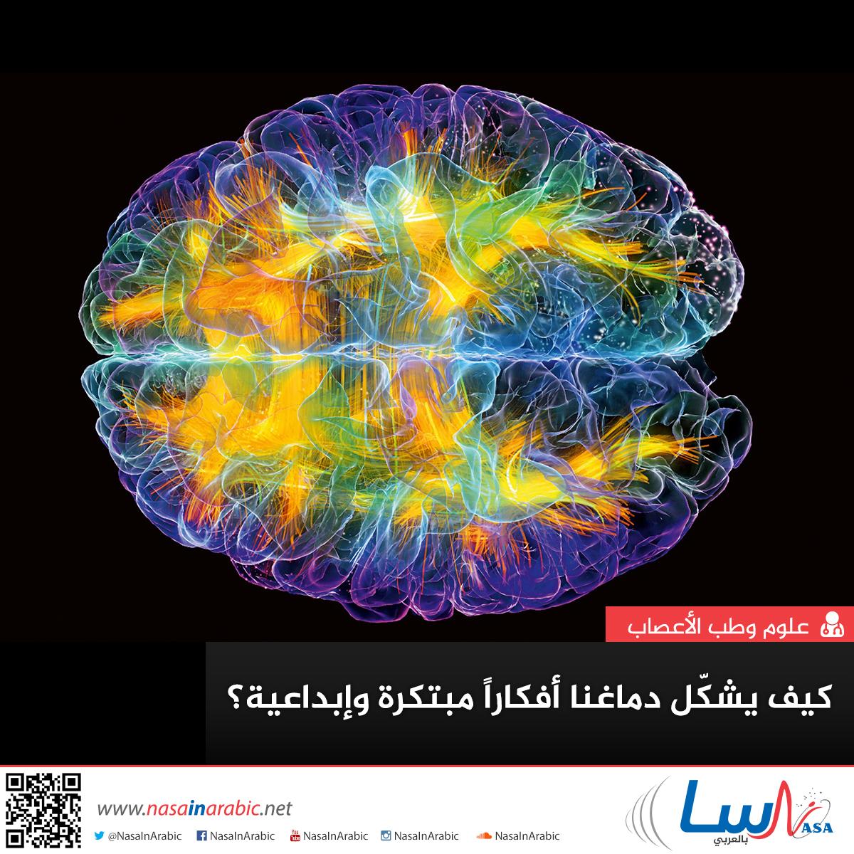 كيف يشكل دماغنا أفكارًا مبتكرة وإبداعية؟