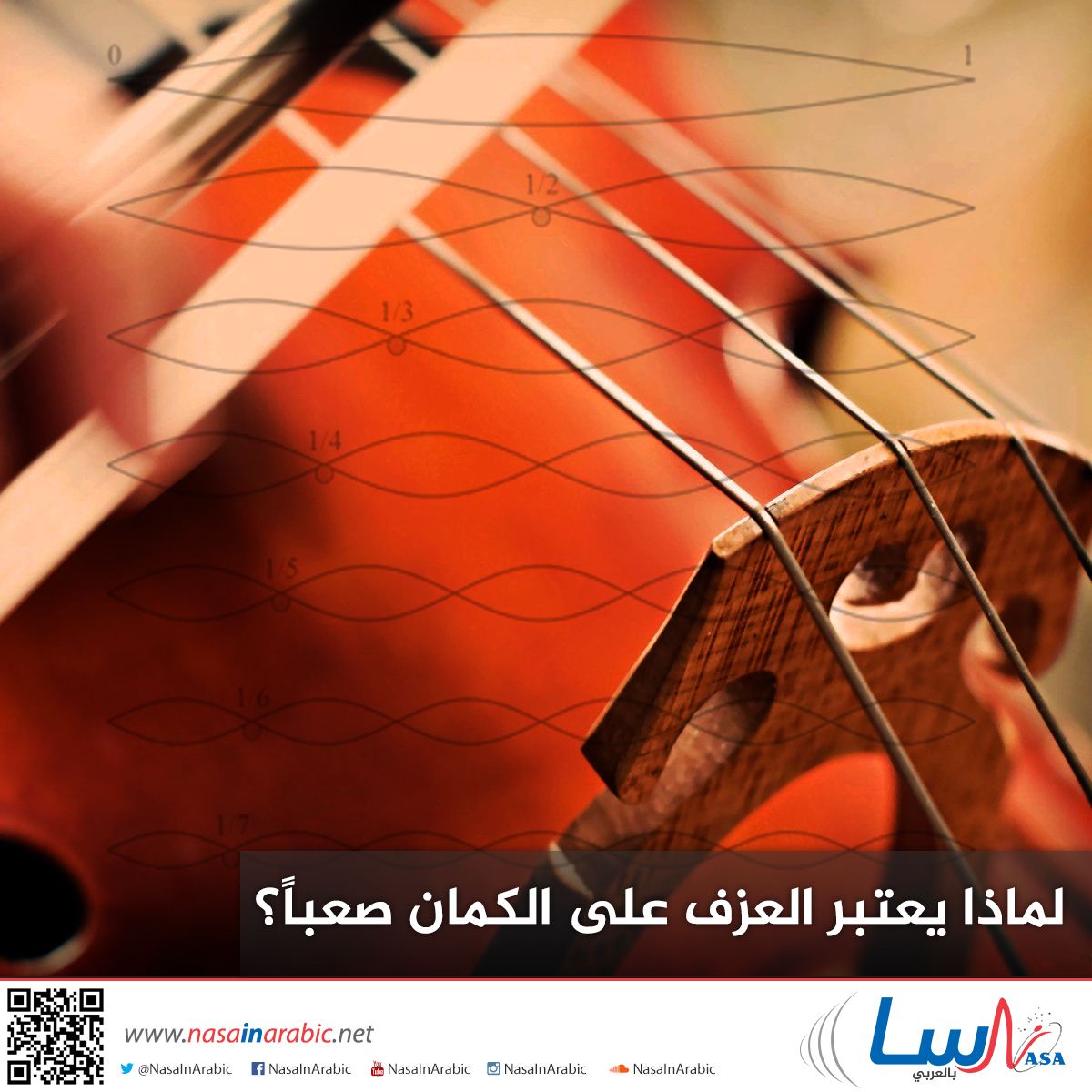 لماذا يعتبر العزف على الكمان صعباً؟