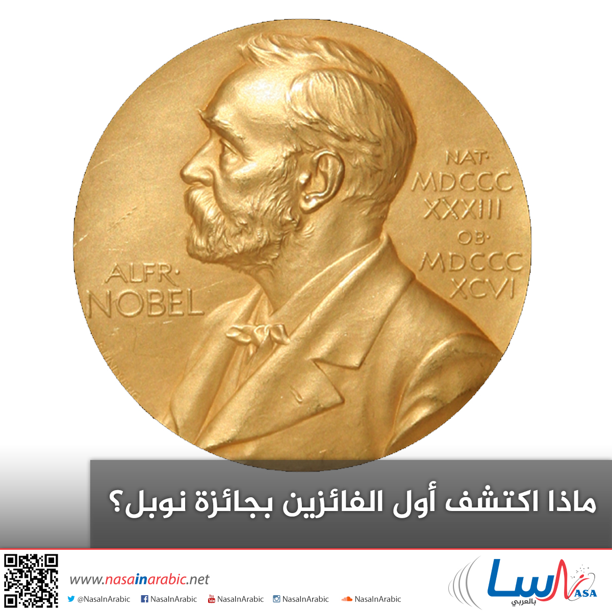 ماذا اكتشف أول الفائزين بجائزة نوبل؟