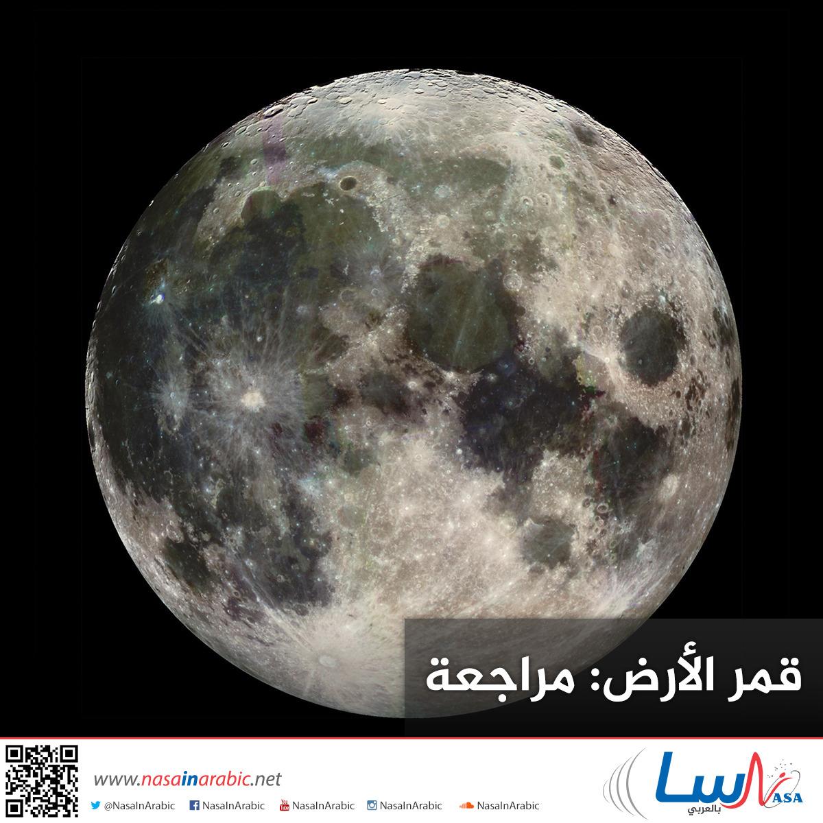 قمر الأرض: مراجعة