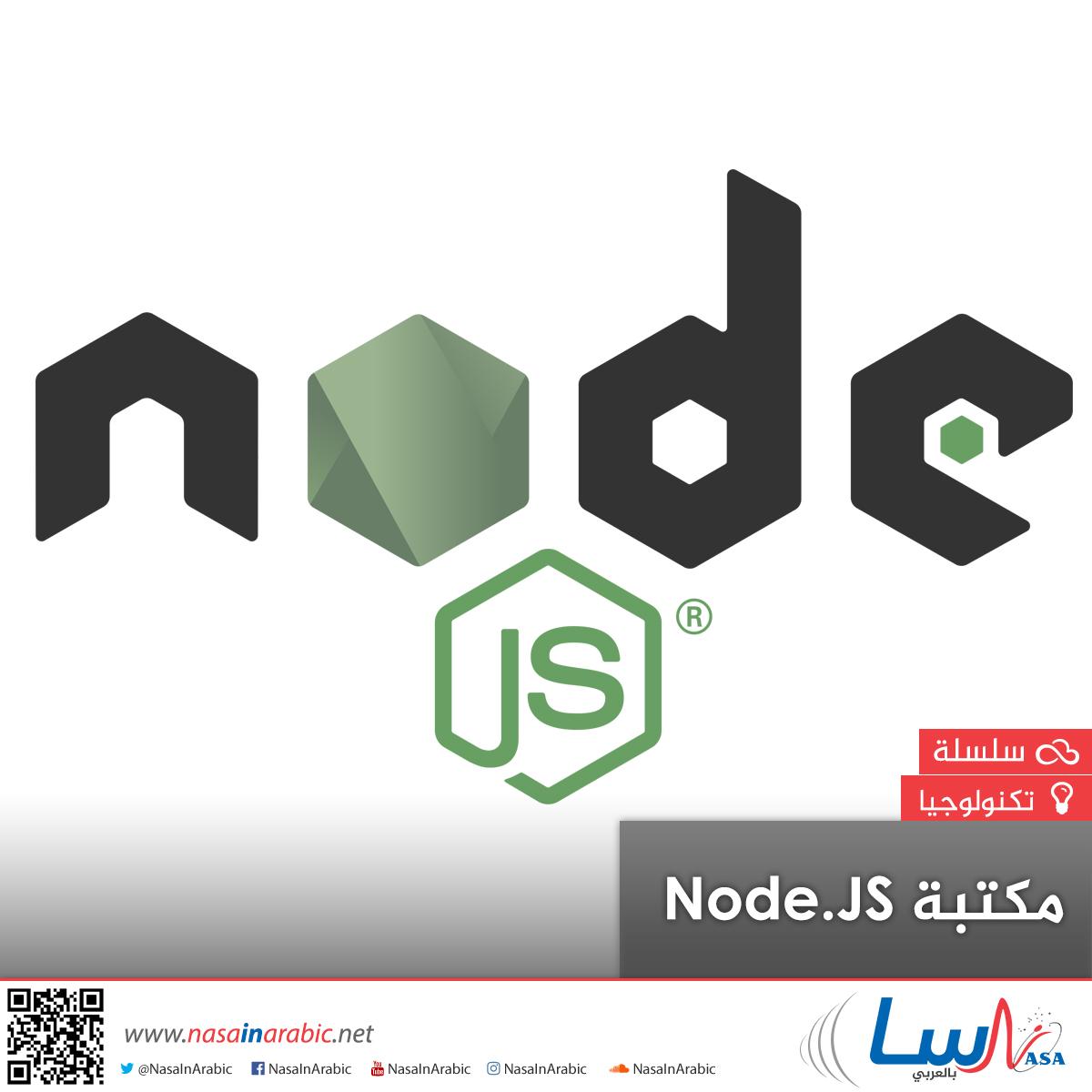 مكتبة Node.JS