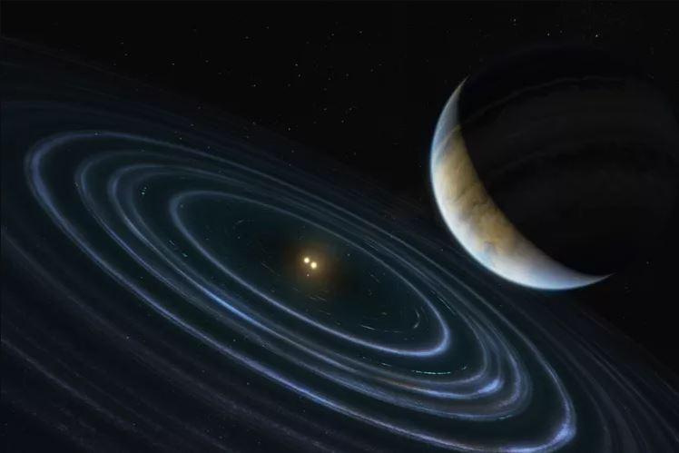 عالم خارجي غريب قد يكون شبيهًا بالكوكب التاسع المفترض من نظامنا الشمسي
