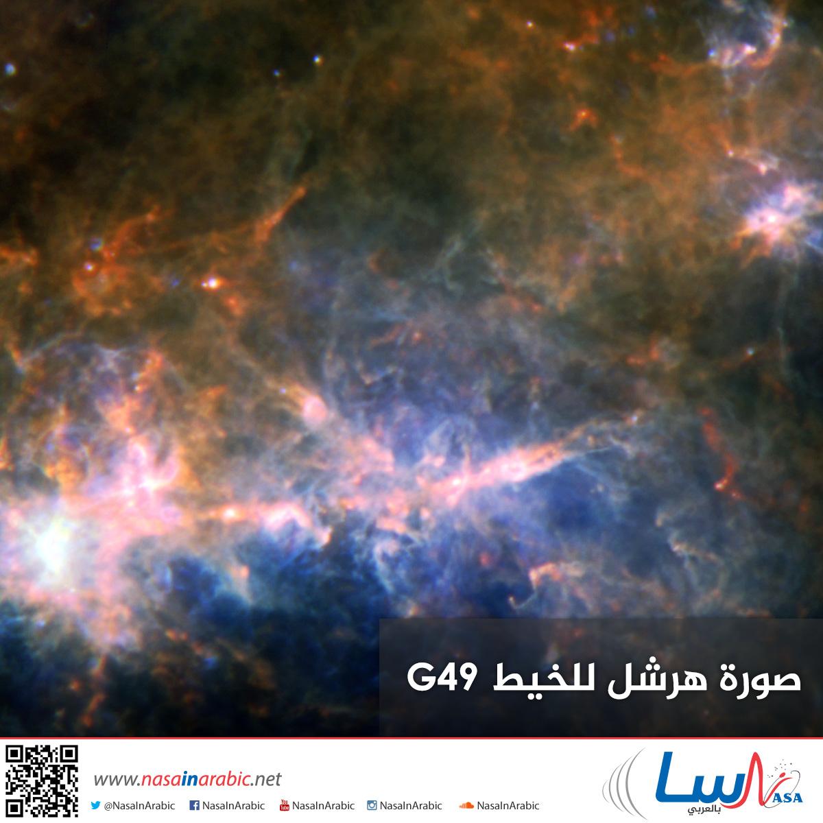 صورة هيرشل للخيط G49