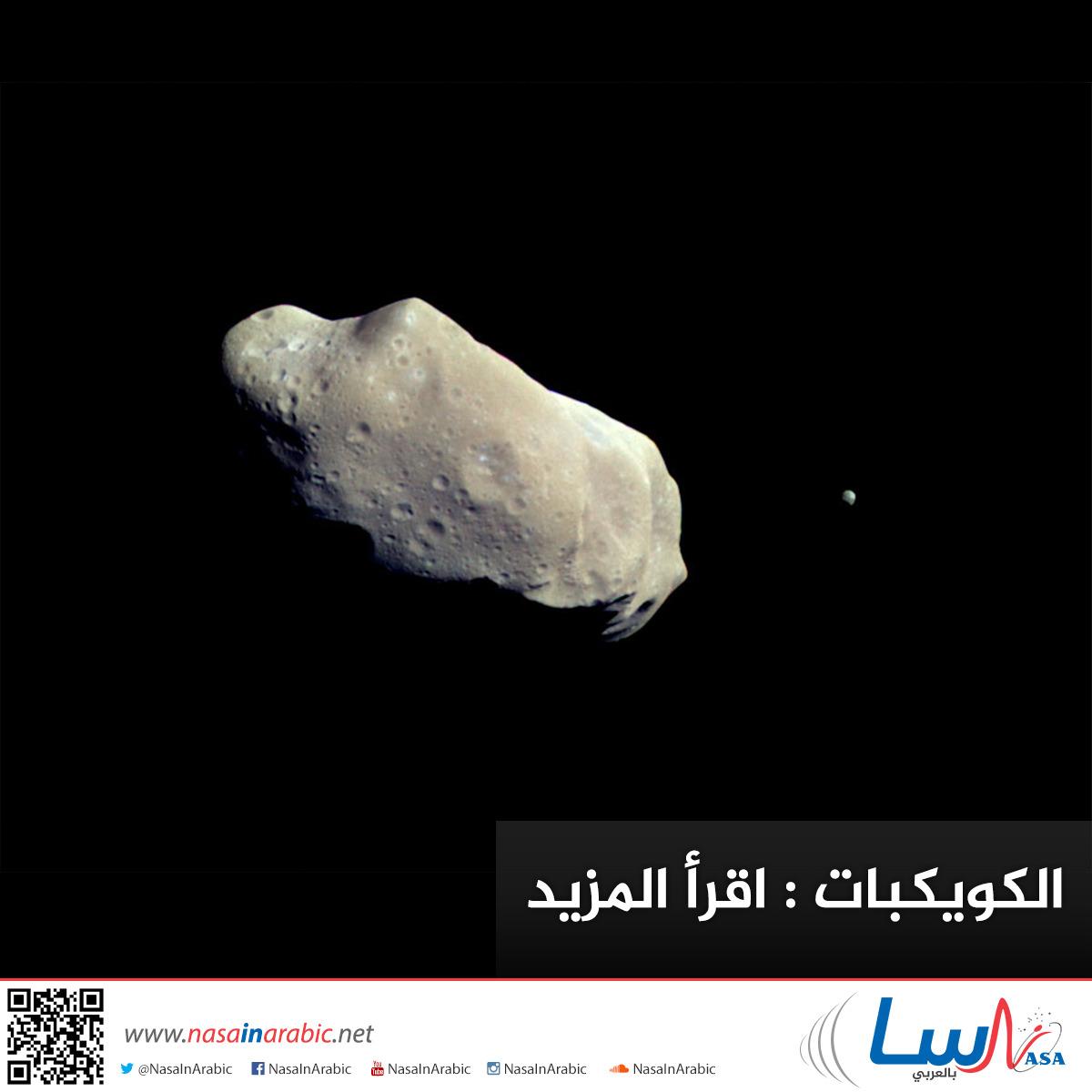 الكويكبات: اقرأ المزيد