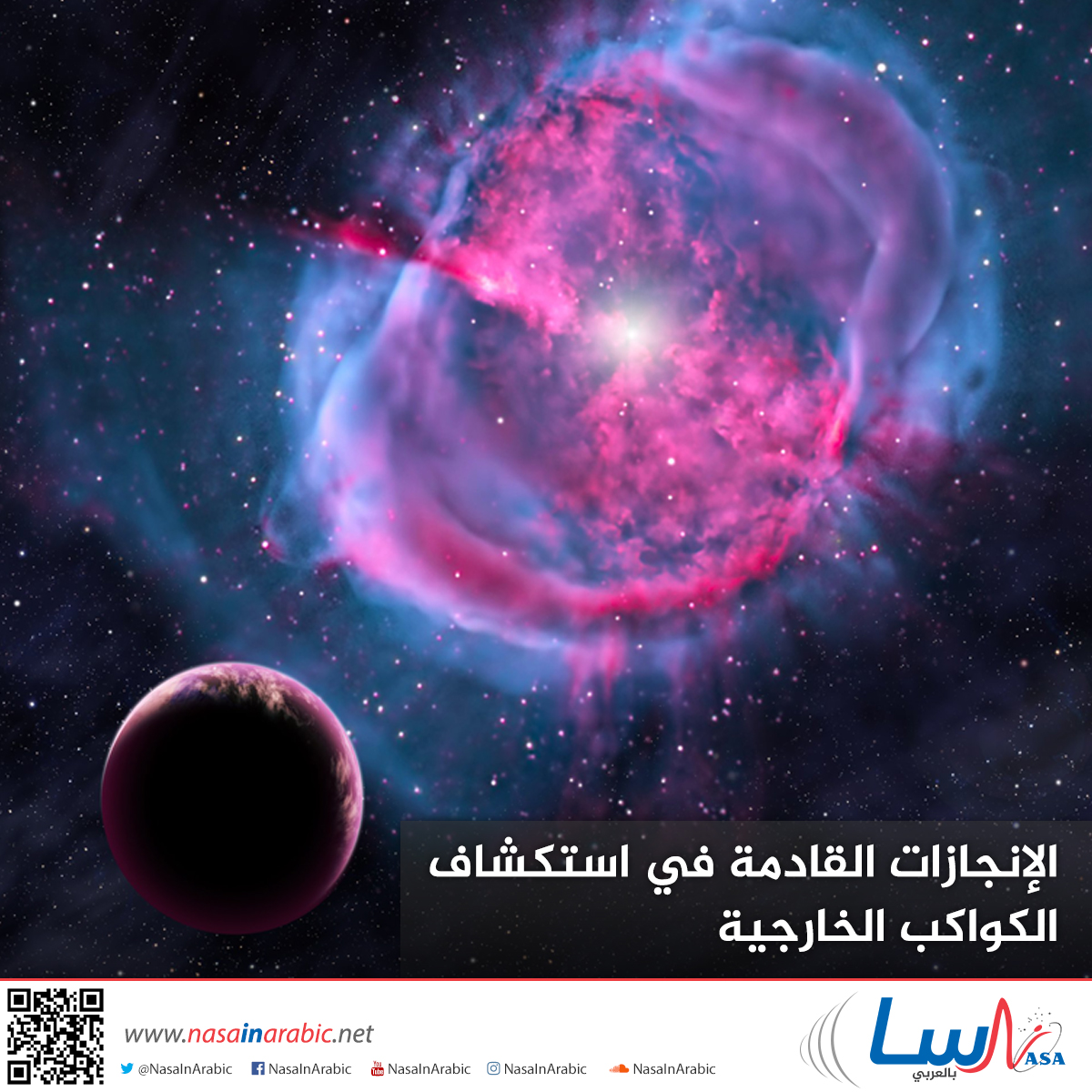 الإنجازات القادمة في استكشاف الكواكب الخارجية