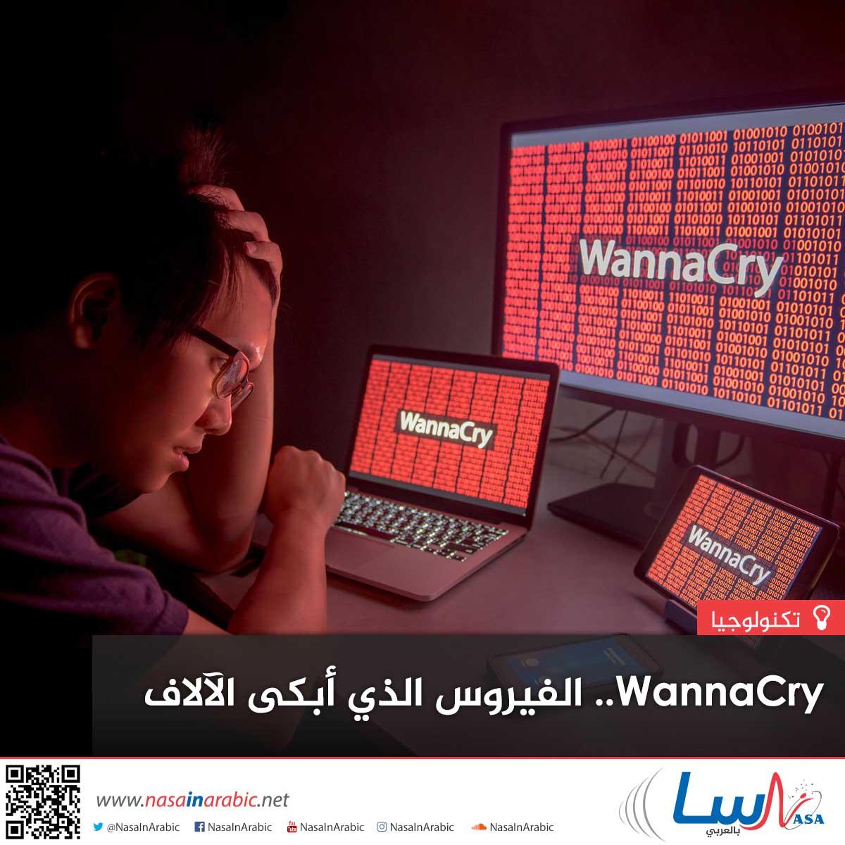 WannaCry: الفيروس الذي أبكى الآلاف