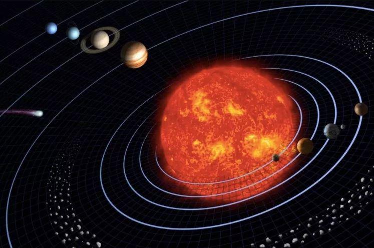 كيف تشكل النظام الشمسي؟