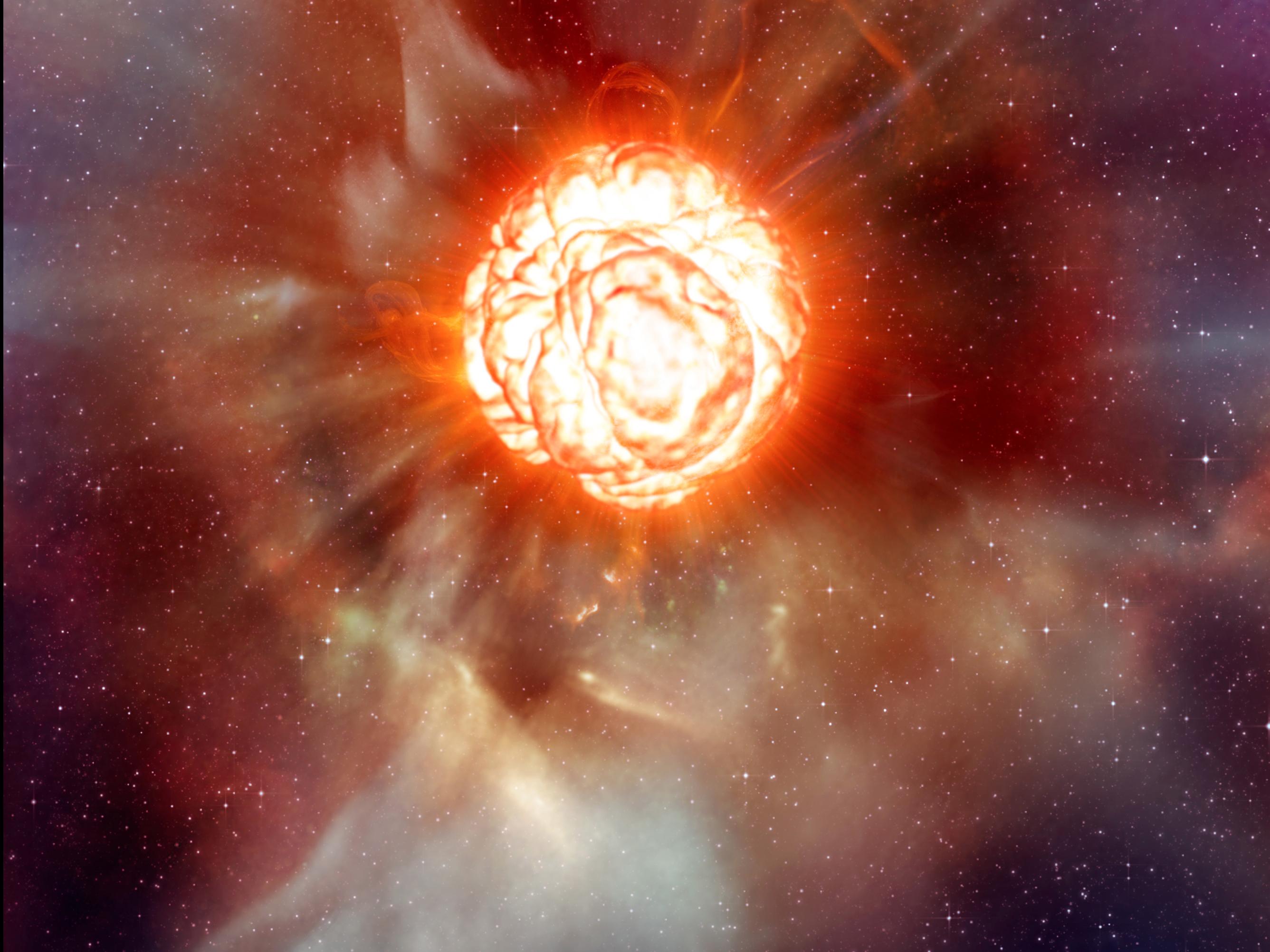 نهاية العالم .. علماء الفلك يحددون موعد وكيفية موت الشمس واندثار الكرة الأرضية بمن فيها