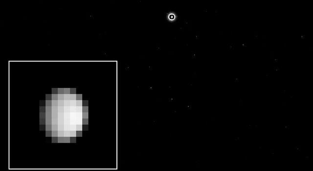 داون تلتقط أفضل صورة للكوكب القزم سيرس
