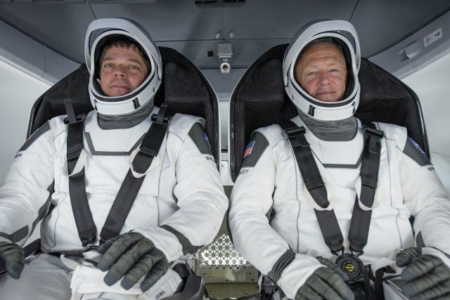 مهمة ديمو 2 التاريخية تستعد للعودة إلى الأرض اليوم