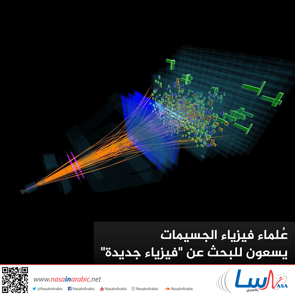 عُلماء فيزياء الجسيمات يسعون للبحث عن