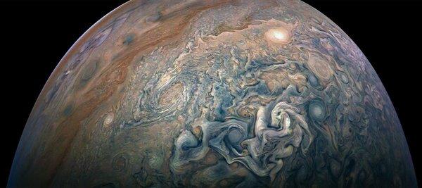 (NASA/JPL-Caltech/SwRI/MSSS/Seán Doran)