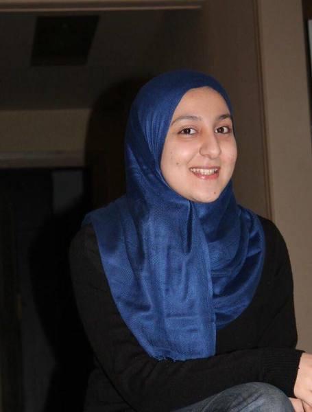 الفائزة بالجائزة الثانية:ميرنا إبراهيم السيد يوسف حجازي