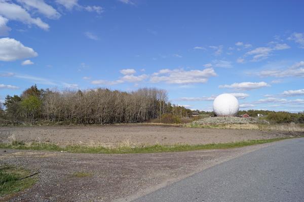 تلسكوب الـ 20 مترًا من على بعد 1 كيلومتر.
