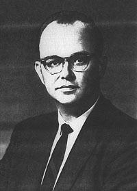 هيو إيفريت في العام 1964. مصدر الصورة: مارك إيفريت.