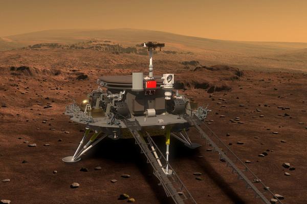 مهمة الصين إلى المريخ 2020 Chinese Mars Mission 2020 -