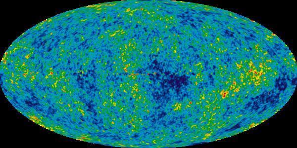 بيانات wamp الخاصة بالخلفية الكونية الميكروية