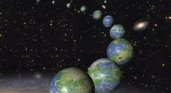 كواكب أُخرى في دَرب التّبانة قد تحتوي على قارات تمامًا كالأرض