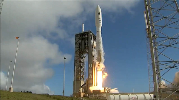 حقوق الصور: United Launch Alliance