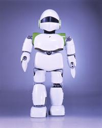 الروبوت الإنسان Kitano's PINO. حقوق الصورة: KITANO SYMBIOTIC SYSTEMS PROJECT