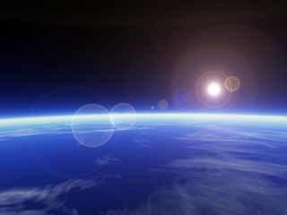 تنشأ الميونات في مناطق مرتفعة جداً من الغلاف الجوي للأرض