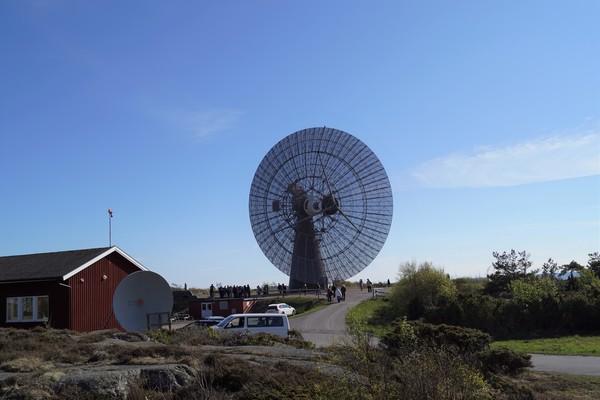 تلسكوب الـ 25 متر في أونسالا